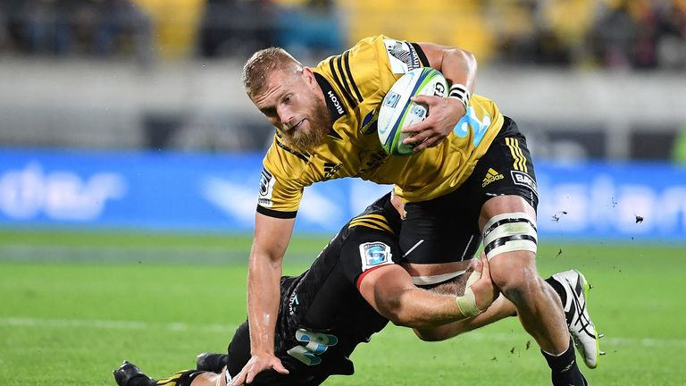 Brad Shields says he is unsure whether he will be permitted to leave Super Rugby early and join England's tour to South Africa