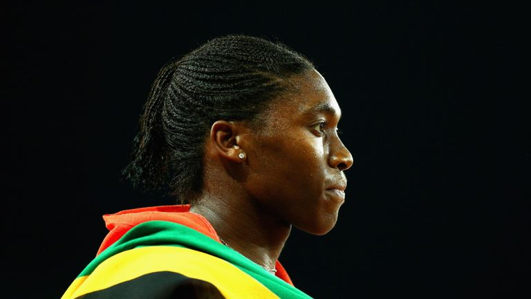 The South Africa government has backed Semenya over the appeal