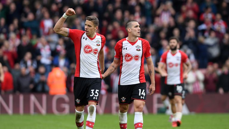 Dusan Tadic's goals against Bournemouth have given Southampton a chance