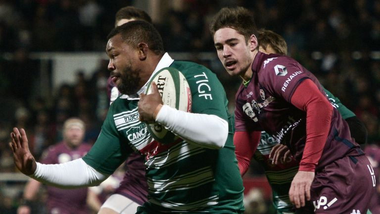 Pau will be without the injured Steffon Armitage for a long while owing to his achilles injury