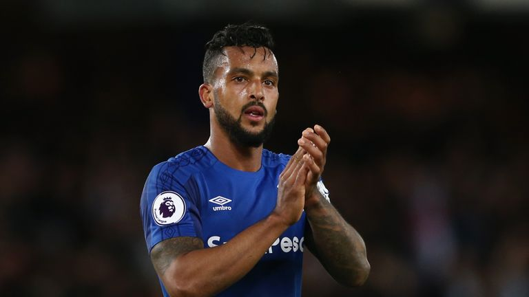 Theo Walcott - who cost £20m in January - was the match-winner for Everton