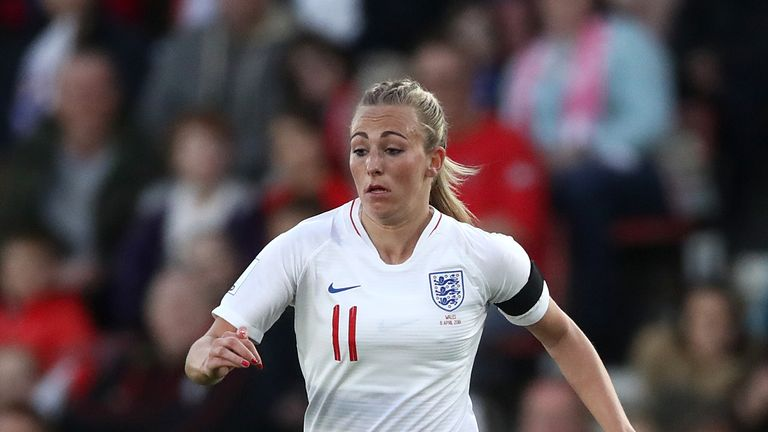 Toni Duggan's dream of becoming an Olympian may become a reality