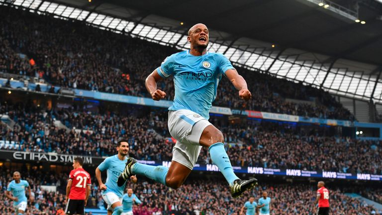 Kompany expects Man City to bounce back from recent defeats when they face Spurs