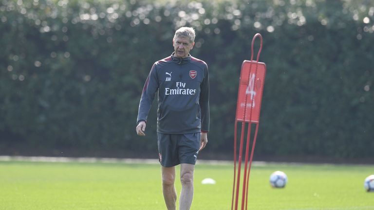 Arsene Wenger's career as Arsenal manager has been viewed in two parts