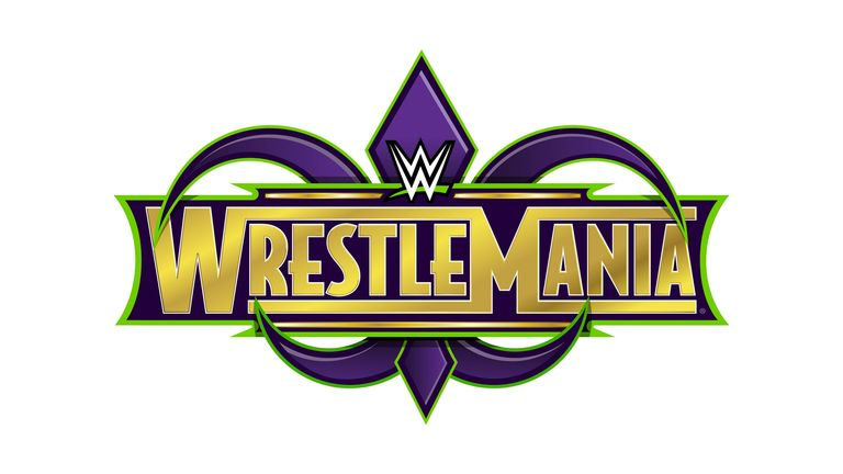 WrestleMania takes place on Sky Sports Box Office this Sunday night