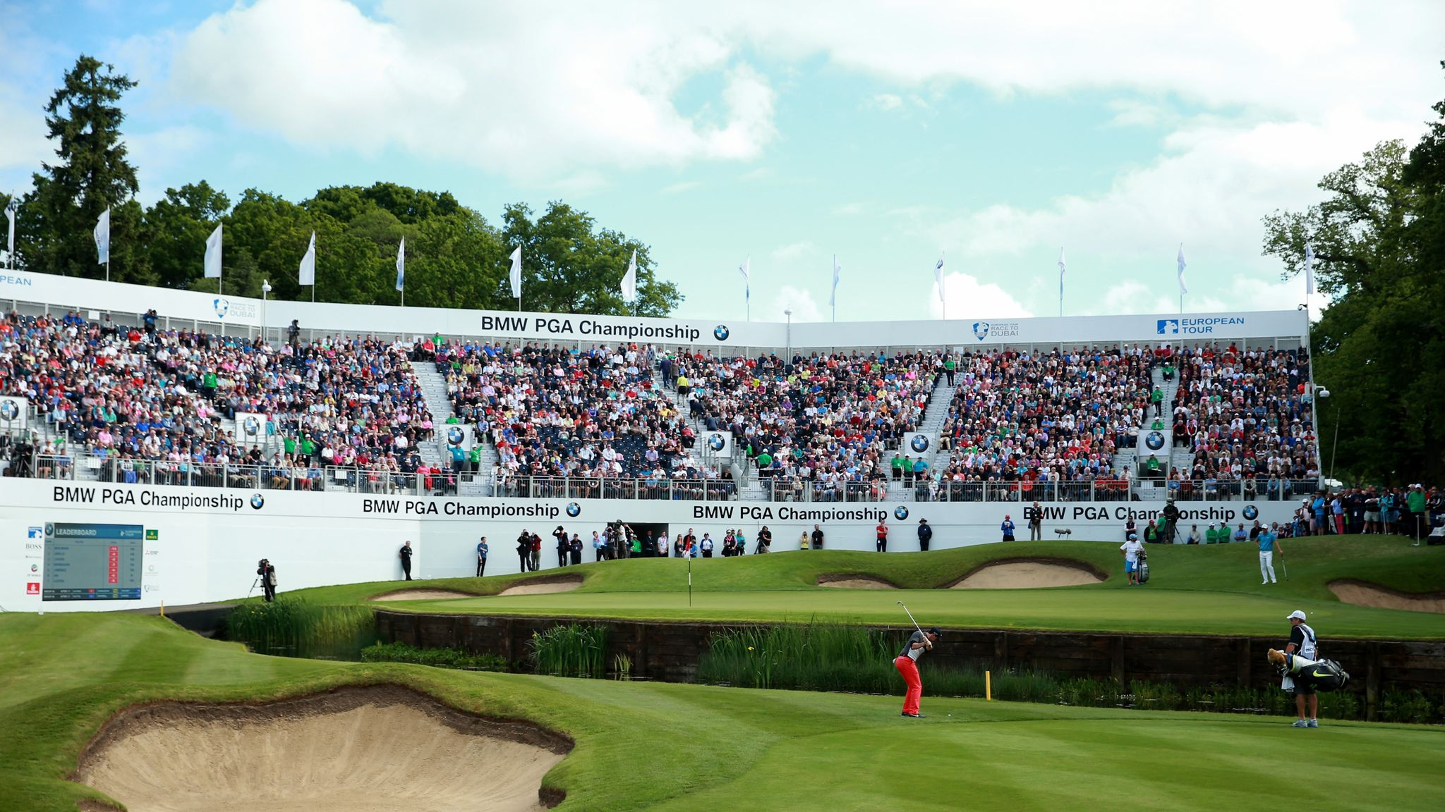 Bmw Pga Championship Ways To Watch From Wentworth On Sky