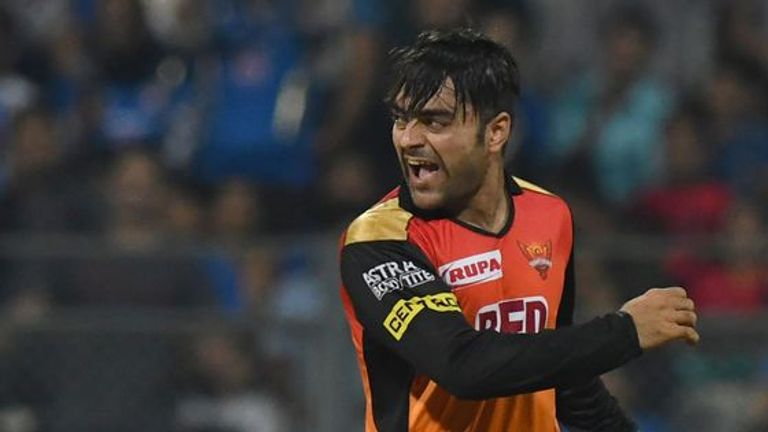 Rashid Khan was the pick of the bowlers for the Sunrisers Hyderabad in 2018 (Credit: AFP)