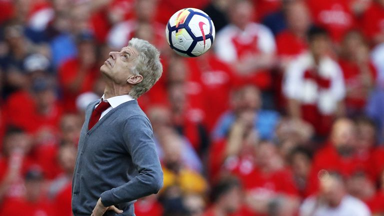 Wenger admits he still does not know how he feels about leaving Arsenal