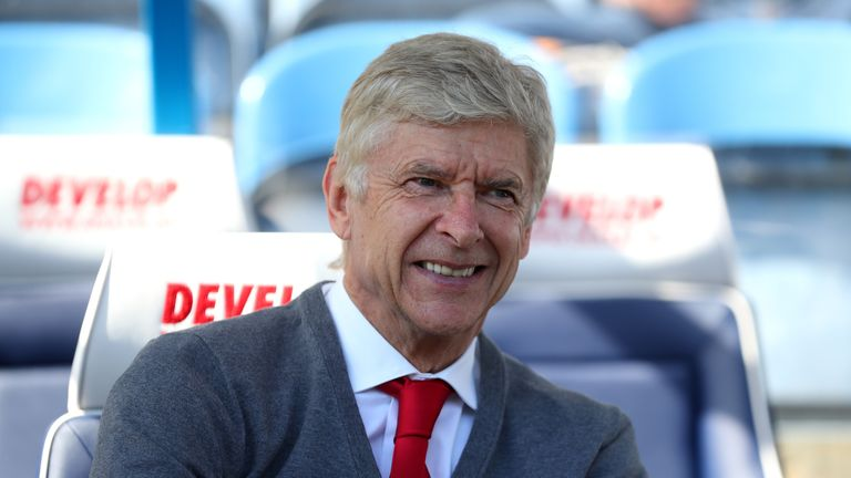 Arsene Wenger left the club at the end of the season after 22 years in charge