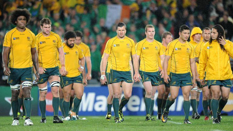 Australia had been confident favourites but fell short at Eden Park