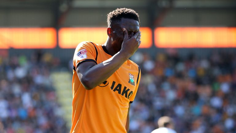 Barnet were relegated on the last day of the season to the National League