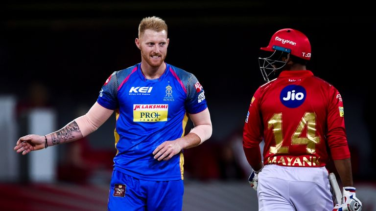 Ben Stokes is set to play for Rajasthan Royals again in this year's IPL (Credit: AFP)