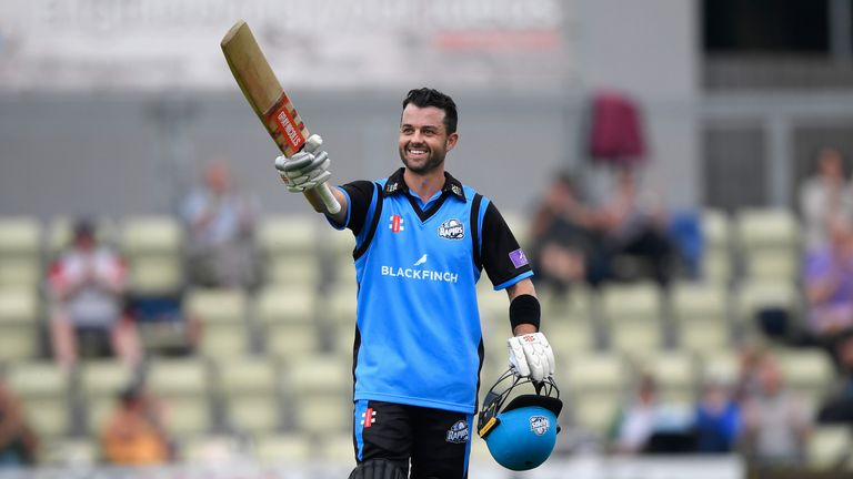 Callum Ferguson will link back up with Worcestershire at the start of May