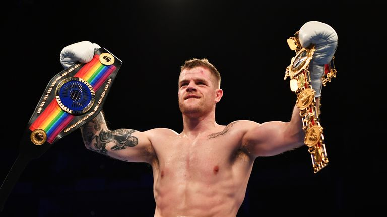 Johnson, who is unbeaten in 17 fights, will head stateside to take on Beterbiev
