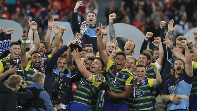 Cardiff Blues won last season's competition