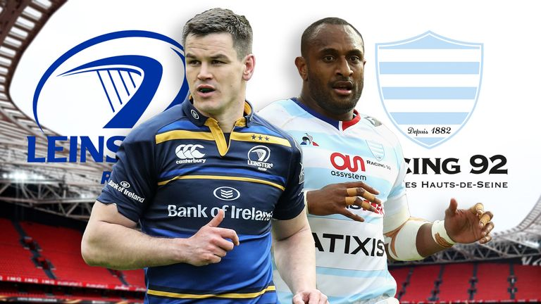 Leinster are firm favourites to win a record equalling fourth trophy