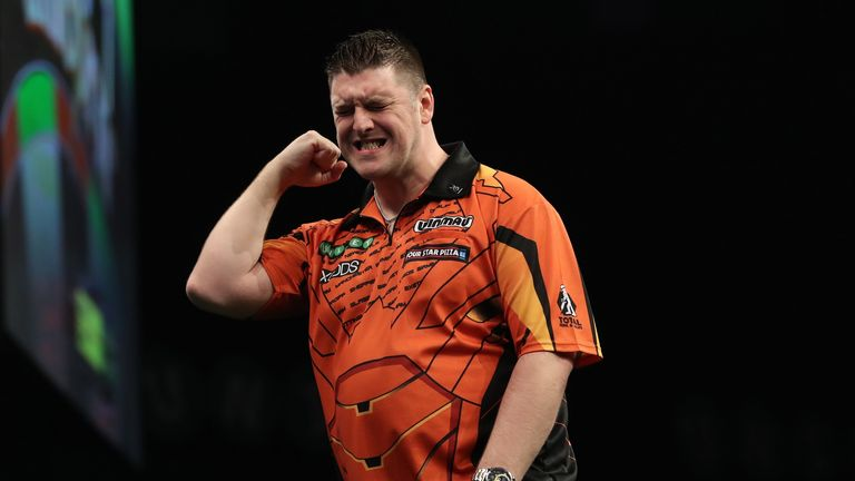 Daryl Gurney will be looking to claim his first points in this year's Premier League