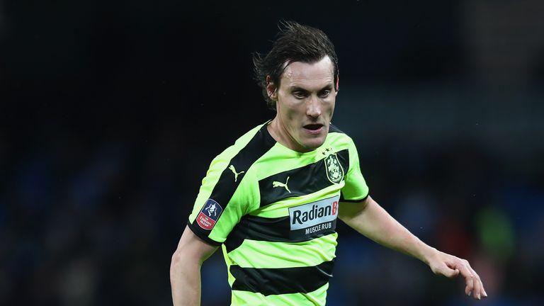 Dean Whitehead will begin his coaching career at Huddersfield next season