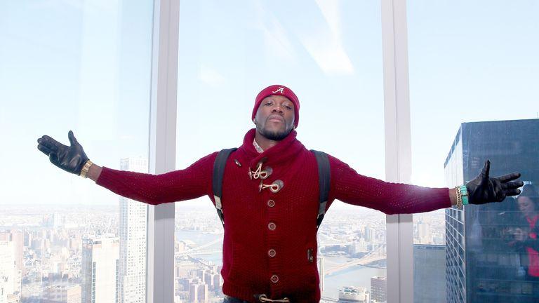 Wilder has won three fights in New York City