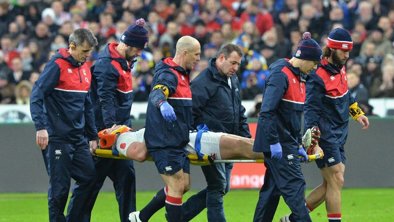 Injuries throughout his career also hampered Hartley