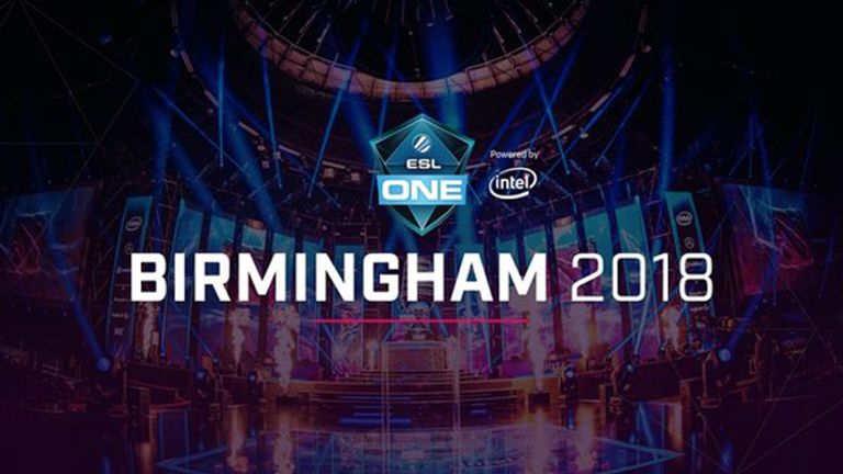 The Birmingham Major 2018 will be shown live on GINX Esports TV