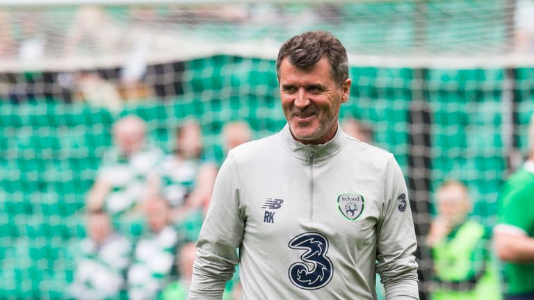 Roy Keane has come under fire following reports of a bust-up with Harry Arter and Jonathan Walters