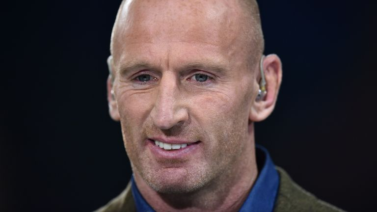 Former Welsh rugby captain Gareth Thomas has campaigned for LGBT awareness in sport since coming out in 2009