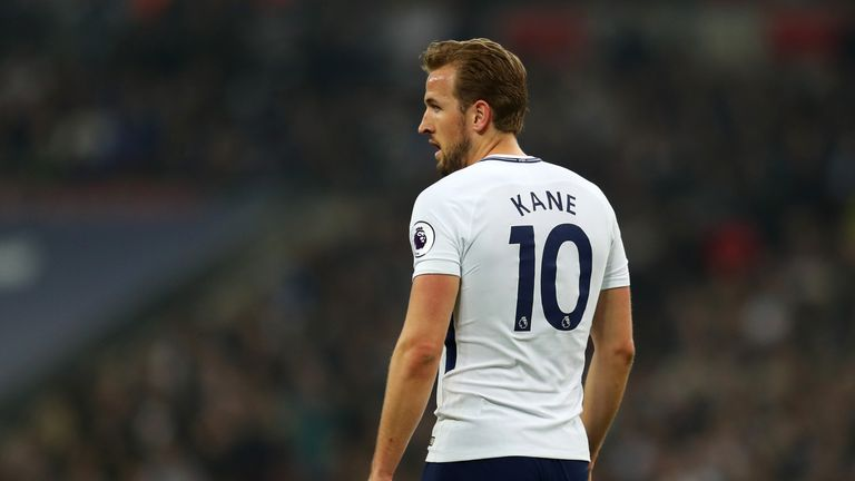 Harry Kane has never scored for Spurs in August