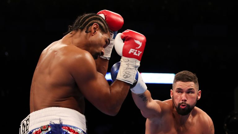 Bellew is a student of the game and gave Haye another lesson
