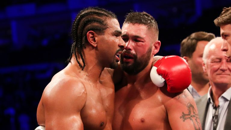 David Haye has confirmed retirement after rematch loss to Tony Bellew