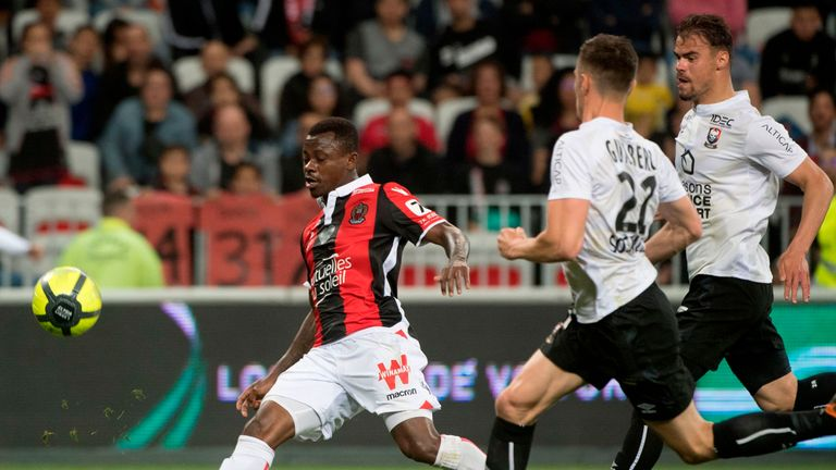 Seri is a talented midfield player