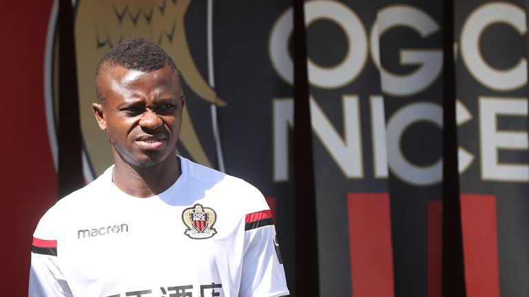 Nice's Jean Michael Seri has been linked with a move to Arsenal