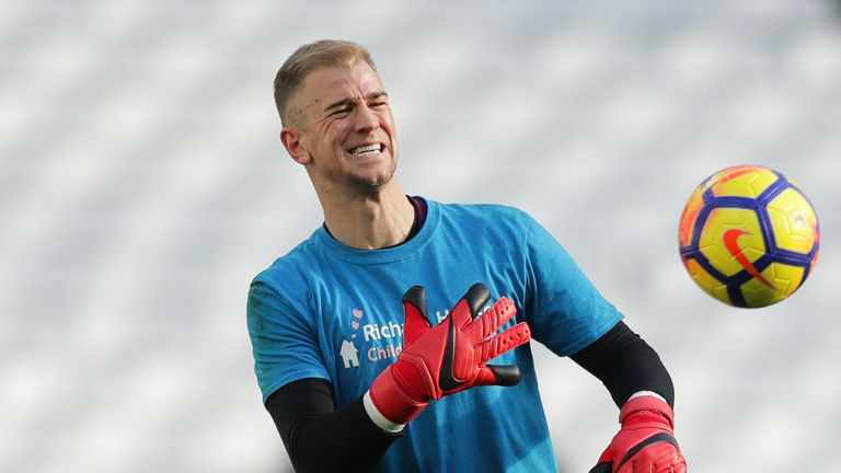 Joe Hart will not be adding to his 75 England caps this summer