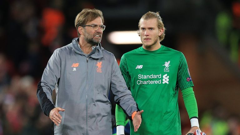 Liverpool are ready to return the goalkeeper to the club, says Vinny O'Connor