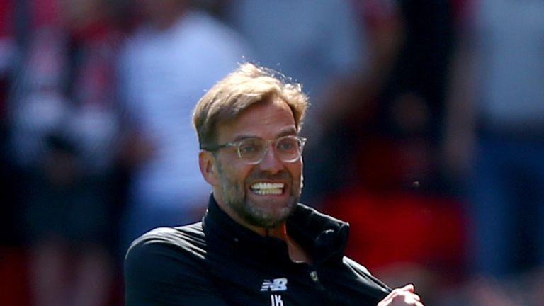 Liverpool manager Jurgen Klopp has guided the club to a top-four finish