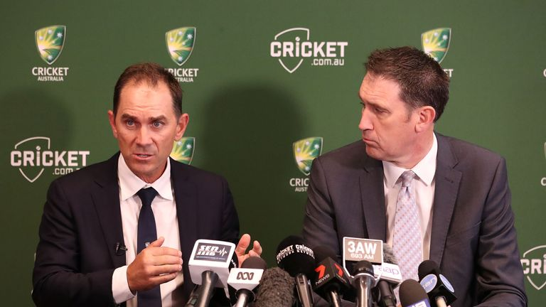 New Australia coach Justin Langer says he would have ball-tampered too if instructed to by senior players