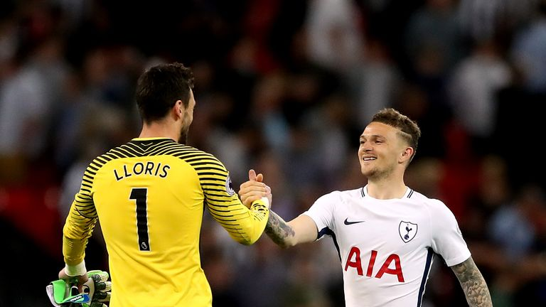 Kieran Trippier will be desperate to be fit for the World Cup