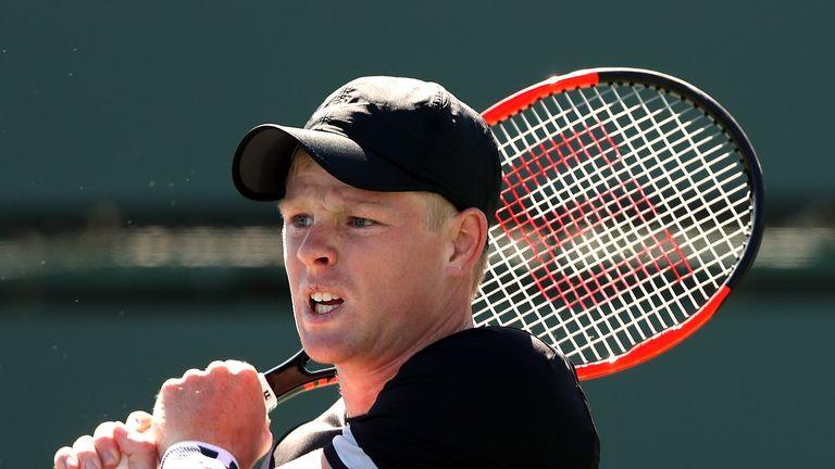 Kyle Edmund defeated Alex de Minaur at the Estoril Open