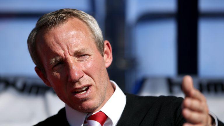 Charlton caretaker boss Lee Bowyer