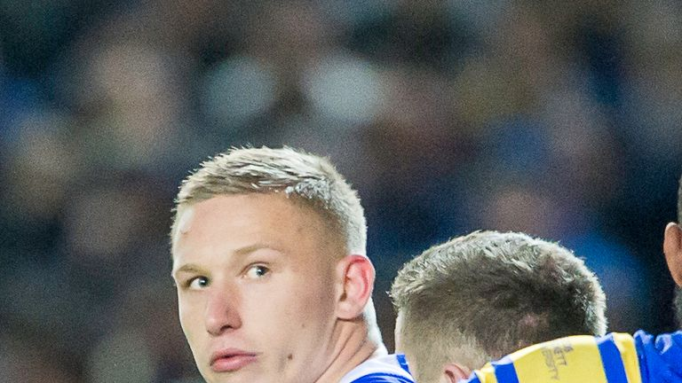 Mikolaj Oledzki is in the Leeds squad