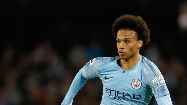 Leroy Sane was a surprise omission by Joachim Loew