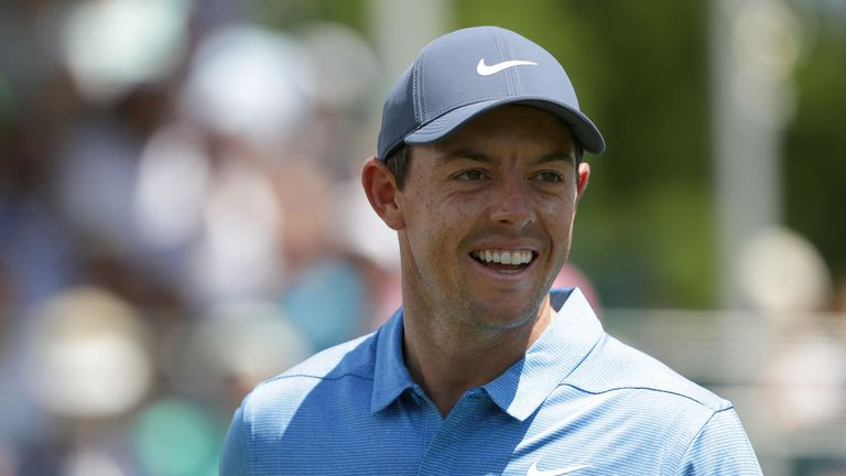 McIlroy has not won a major since 2014