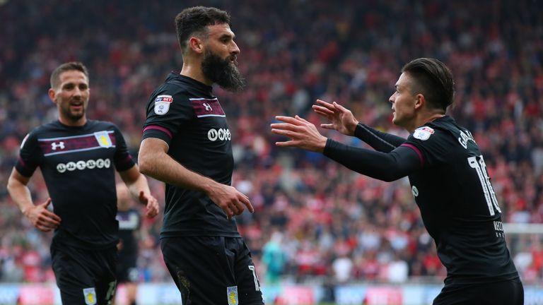 Mile Jedinak has regularly been used at centre-back