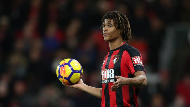 Nathan Ake signed for Bournemouth permanently from Chelsea last summer