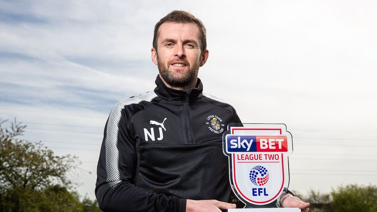 Nathan Jones has put together an exciting team at Luton