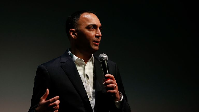 49ers Enterprises president Paraag Marathe is on the Leeds board of directors