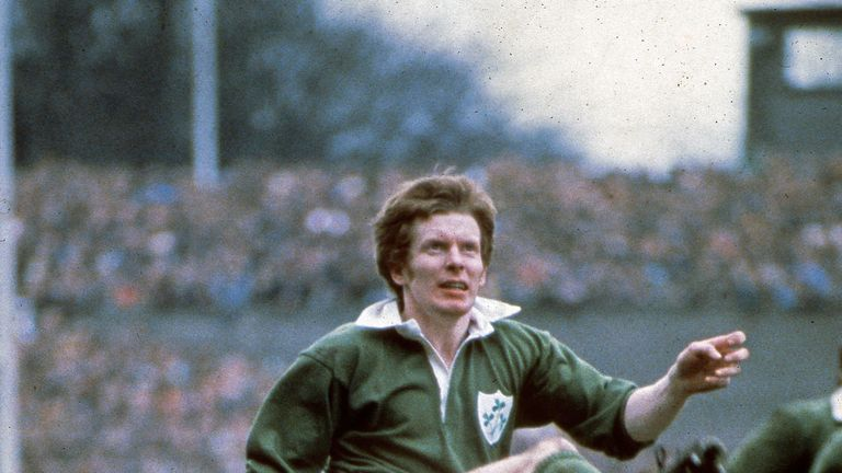 Ollie Campbell proved the man of the 1979 tour as Ireland beat Australia 2-0 in a Test series
