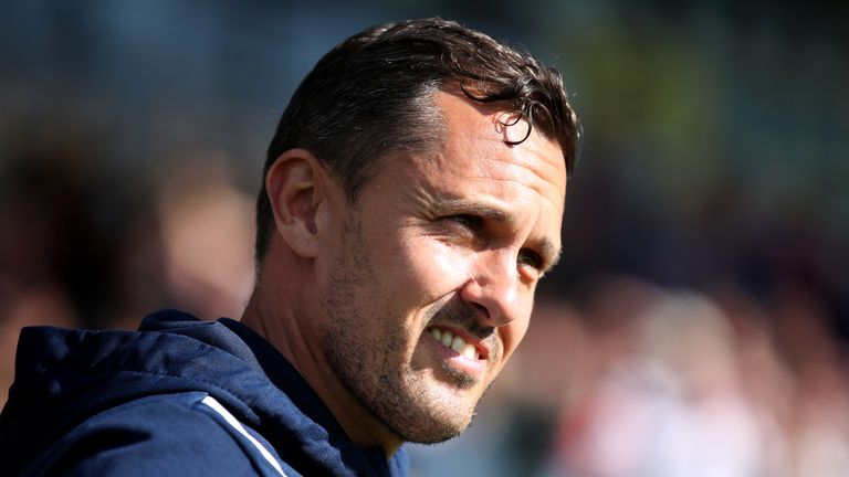 Ipswich are hoping to appoint Paul Hurst as their new manager