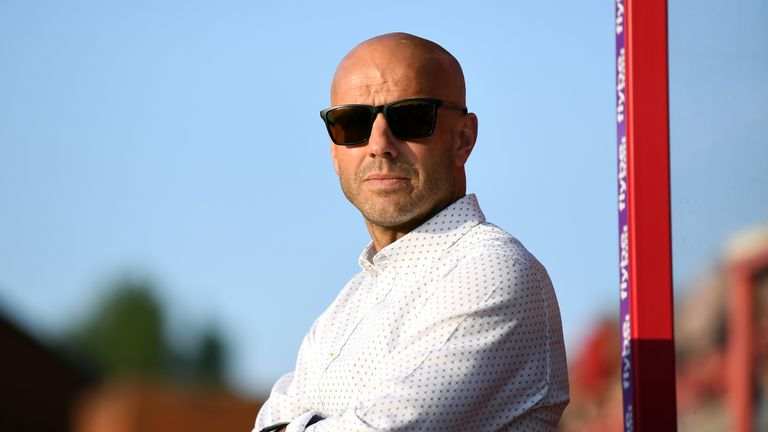 Paul Tisdale was manager of Exeter for more than 12 years
