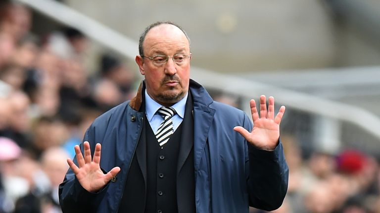 Rafael Benitez is pleased to have secured the services of Dubravka